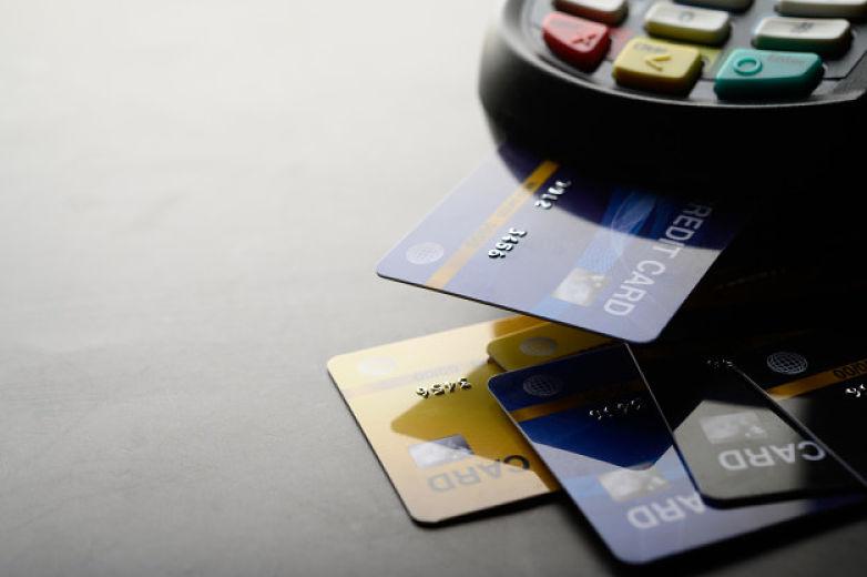 pagamento de produtos por cartão de crédito