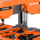 WM3500 Headrig Wide Throat Capacity