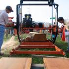 LX150 Sawmill Frame