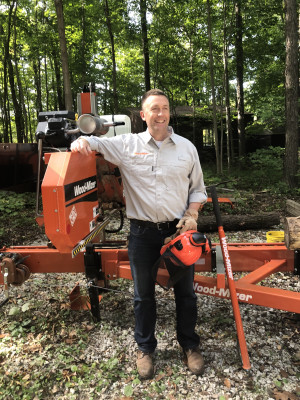 John Smith, Wood-Mizer CEO