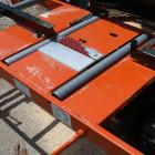Lumber Edger Rollers