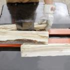dual action wood splitter
