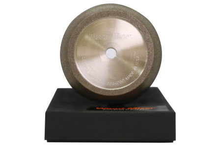 "5"" CBN Grinding Wheel 1/2"" Tooth Spacing"