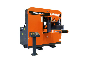 HR250 Twin Horizontal Resaw