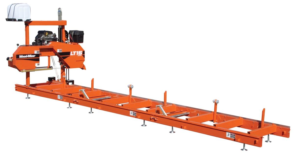 Lt15 Portable Sawmill Portable Sawmills Amp Wood Processing