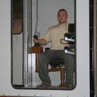 WM4000 Headrig Operator Cab