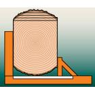 Wood-Mizer Voltee la Troza 90°
