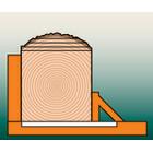 Wood-Mizer Corte en la Última Cara