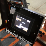 WM4500 HMI Touchscreen