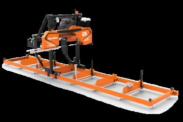 LX150 Aserradero de doble riel