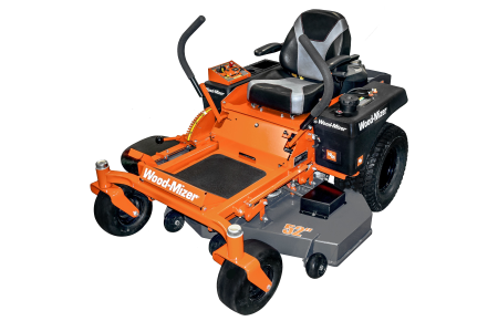 52' Zero Turn Mower