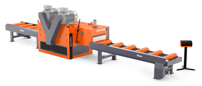 Wood-Mizer TITAN Multirip Edger