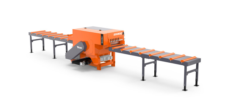 Wood-Mizer TITAN Manual Board Edger