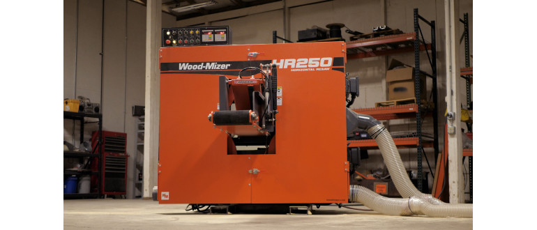 HR250 Horizontal Resaw Product