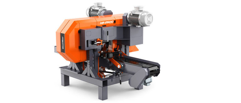 Wood-Mizer TITAN Hybrid Resaw