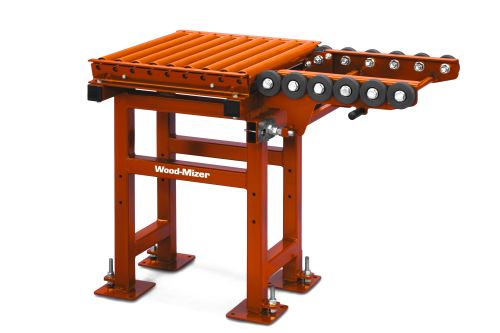 Wood-Mizer Cross Roller Table