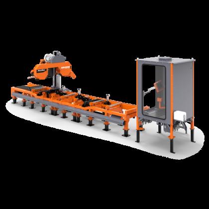 WM4500 Industrial Sawmill | Thin-Kerf Headrig | Wood-Mizer