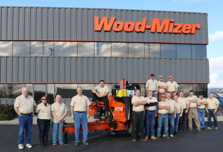 Wood-Mizer LLC Customer Service Team