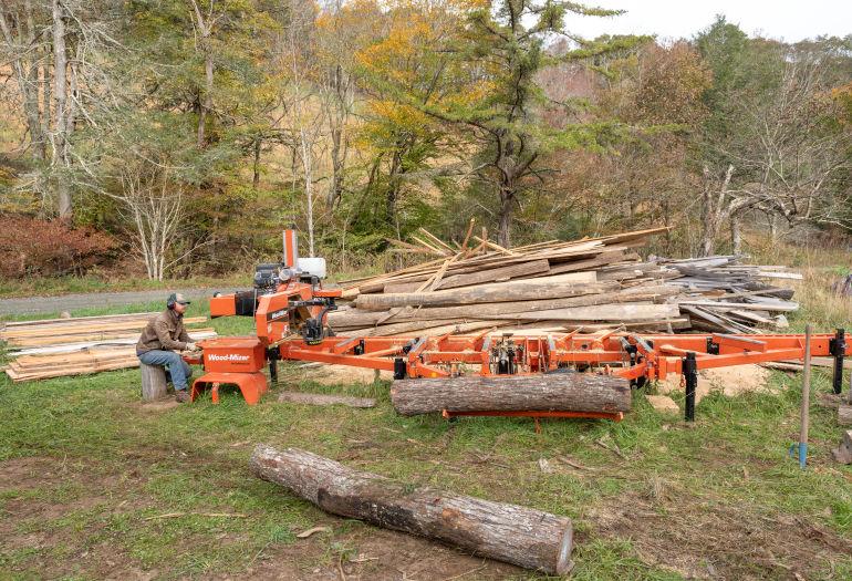 Wood-Mizer LT35 Hydraulic Sawmill