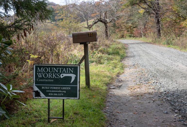 Mountain Works Sustainable Development in Western North Carolina