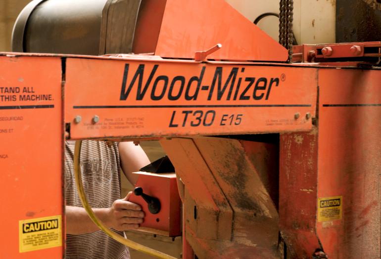 Wood-Mizer LT30 portable sawmill