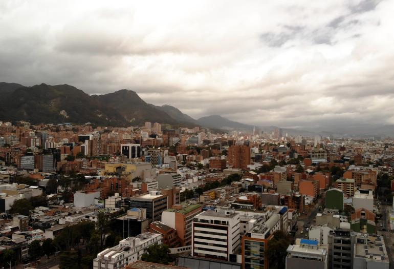 City of Bogota Colombia