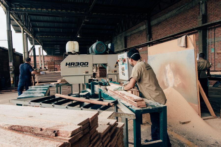 HR300 | Mundo Maderas | Cali, Colombia