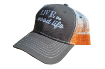 Live the Wood Life Hat