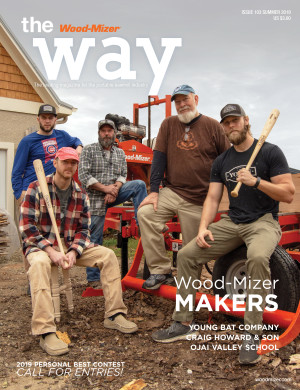 The Wood-Mizer Way #103