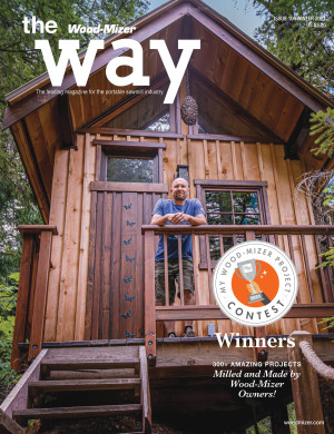 The Wood-Mizer Way #105