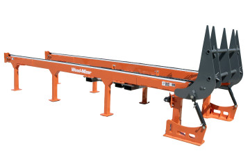 Wood-Mizer Plataforma de Trozas