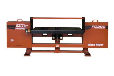 Wood-Mizer Pallet Hawg Pallet Dismantler