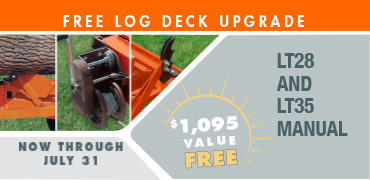 Sawmill Log Deck Package