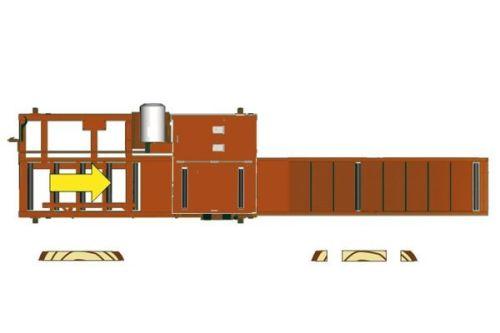 Wood-Mizer EG300 Edger
