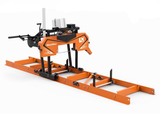 LX55 Entry-Level Portable Sawmill