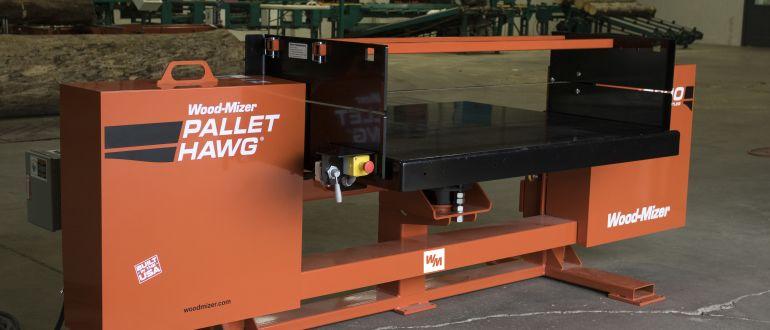 Pallet Hawg PD200