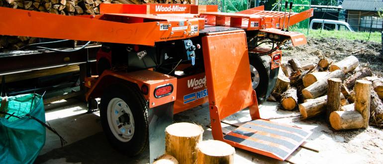 Wood-Mizer FS500 Rajadora