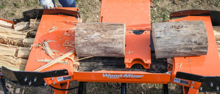 Wood-Mizer FS350SS Rajadora accion