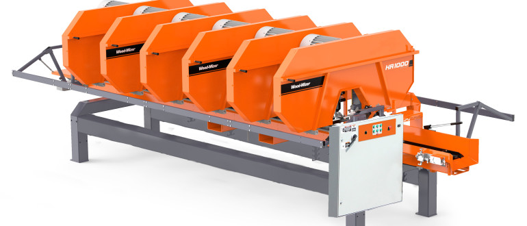 HR1000 Horizontal Resaw