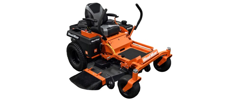 WR52 Zero Turn Mower | Wood-Mizer