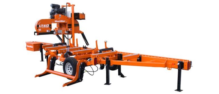 LT40SH Sawmill