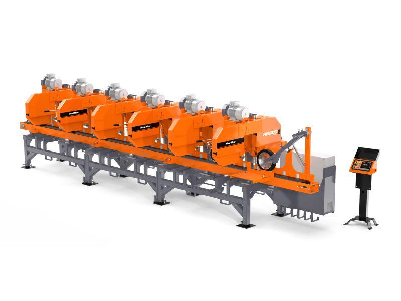 Wood-Mizer Reaserraderos Industriales