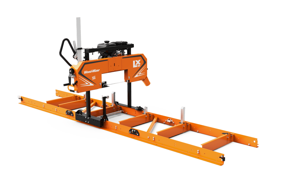LX25 Entry-Level Portable Sawmill