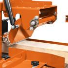 Wood-Mizer HR500 >Rodillos de Sujeción