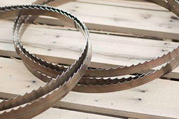 Wood-Mizer SilverTip Bandsaw Blade