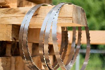 Wood-Mizer MaxFlex Bandsaw Blade