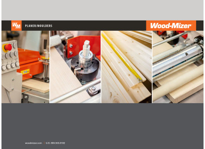 Wood-Mizer Titan Equipment Catalog