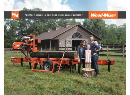 Wood-Mizer Sawmill Catalog