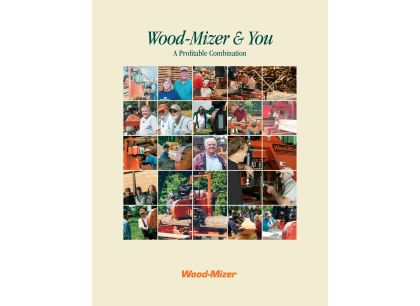 Wood-Mizer and You Profitability Booklet