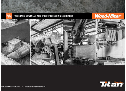 Wood-Mizer TITAN Industrial Catalog